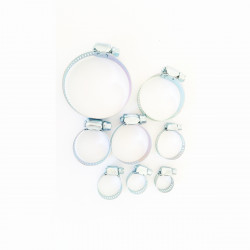 Hose Clamps - All Sizes